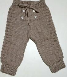 1 Yaş Bebek Pantolon