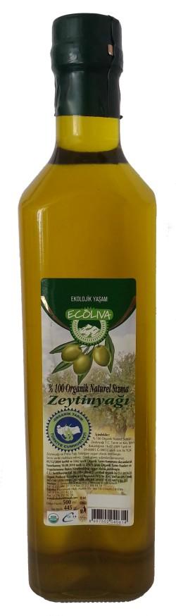 Ecoliva Organik Zeytinyağı