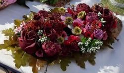 Kokulutaş Çiçek Mor Çiçek Bahçesi