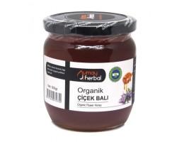 Organik Çiçek Balı - 500 Gr