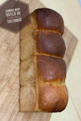 %100 Ekşi Mayalı Jumbo Boy Sütlü Ve Tereyağlı Tost Ekmeği