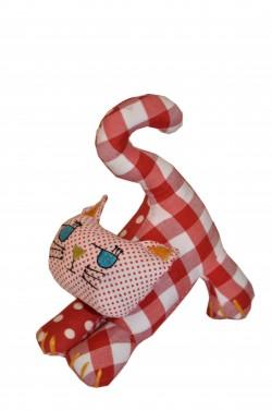 Kırmızı Kedi, Pamuklu