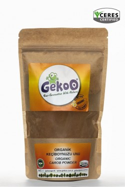 GekoO Organik Keçiboynuzu Unu 250g