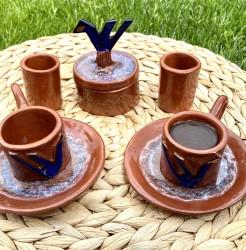 Türk Kahvesi Takımı ( 2 Kişilik)