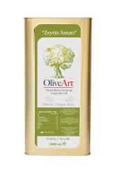 Natürel Birinci Zeytinyağı Oliveart 5 Lt