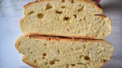 Nohut Mayalı Köy Ekmeği