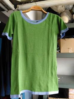 Aynur Model (Yeşil-Mavi)