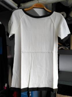 AYNUR MODEL (Beyaz-Siyah)