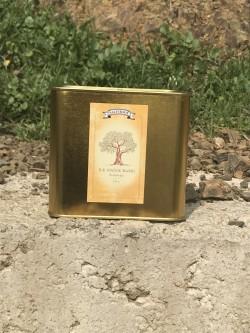 Taş Değirmen İlk Soğuk Baskı Zeytinyağı 2 Lt Teneke