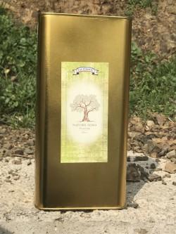 Taş Değirmen Naturel sızma Zeytinyağı 5 lt Teneke