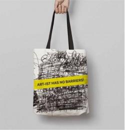 Düşler Akademisi Bez Çanta