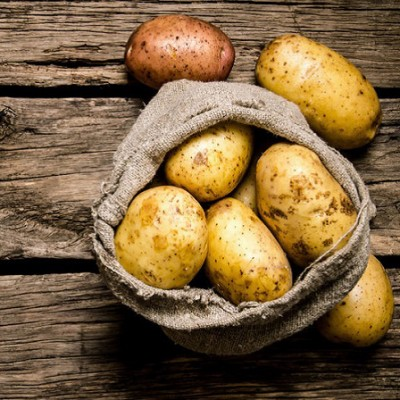 Organik Taze Patates 0.5Kg