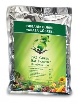 EYO GREEN BAT POWER® Organik Damlama Toz Yarasa Gübresi 1 kg