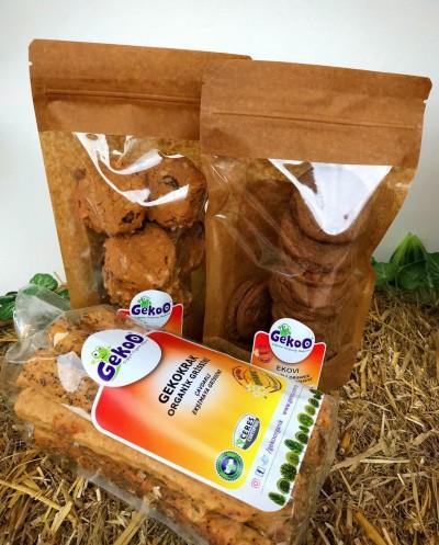 Organik Atıştırmalık Ofis Paketi-Şekersiz-%14 İndirimli