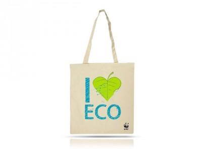 I love Eco çanta